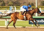 "Game On Dude 3rd Santa Anita Handicap win is one of the nominees for ""Moment of the Year."""