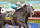"Giant Oak is the 2-1 morning line favorite in the Hawthorne Gold Cup.<br><a target=""blank"" href=""http://www.bloodhorse.com/horse-racing/photo-store?ref=http%3A%2F%2Fpictopia.com%2Fperl%2Fgal%3Fprovider_id%3D368%26ptp_photo_id%3D9395117%26ref%3Dstory"">Order This Photo</a>"