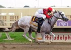 Careless Jewel won the 2009 Fitz Dixon Cotillion at Philadelphia Park, which has lost its grade II rating.