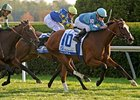 Acoma Returns in Azeri Stakes
