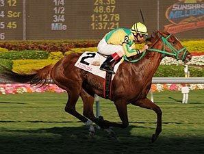 Filly & Mare Turf: Trip for A.J. Turns Tables