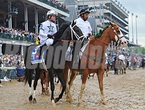 Revolutionary Post Parade Kentucky Derby