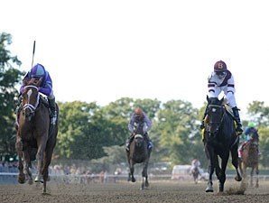Princess of Sylmar wins the 2013 Beldame.