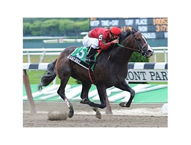 "Flat Out makes his turf debut in the Fort Lauderdale Stakes.<br><a target=""blank"" href=""http://www.bloodhorse.com/horse-racing/photo-store?ref=http%3A%2F%2Fpictopia.com%2Fperl%2Fgal%3Fprovider_id%3D368%26ptp_photo_id%3D9584444%26ref%3Dstory"">Order This Photo</a>"