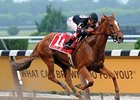"Ginger Punch and Rafael Bejarano roll in the Ogden Phipps.<br><a target=""blank"" href=""http://www.bloodhorse.com/horse-racing/photo-store?ref=http%3A%2F%2Fpictopia.com%2Fperl%2Fgal%3Fprovider_id%3D368%26ptp_photo_id%3D4832731%26ref%3Dstory"">Order This Photo</a>"