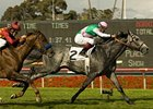 Frankel's Midships Navigates Whittingham Win