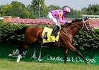 "Tizdejavu goes gate-to-wire in the Jefferson Cup.<br><a target=""blank"" href=""http://www.bloodhorse.com/horse-racing/photo-store?ref=http%3A%2F%2Fpictopia.com%2Fperl%2Fgal%3Fprovider_id%3D368%26ptp_photo_id%3D4832363%26ref%3Dstory"">Order This Photo</a>"