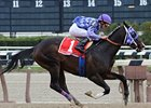 "Bay Shore winner Eightyfiveinafifty<br><a target=""blank"" href=""http://www.bloodhorse.com/horse-racing/photo-store?ref=http%3A%2F%2Fpictopia.com%2Fperl%2Fgal%3Fprovider_id%3D368%26ptp_photo_id%3D8874345%26ref%3Dstory"">Order This Photo</a>"
