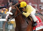"Union Rags makes his 2012 debut in the Fountain of Youth Stakes.<br><a target=""blank"" href=""http://www.bloodhorse.com/horse-racing/photo-store?ref=http%3A%2F%2Fpictopia.com%2Fperl%2Fgal%3Fprovider_id%3D368%26ptp_photo_id%3D9635918%26ref%3Dstory"">Order This Photo</a>"