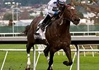 Seduire won the Golden Gate Debutante by 5 1/2 lengths on Nov. 29.