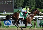 "A Little Warm in the Jim Dandy Stakes.<br><a target=""blank"" href=""http://www.bloodhorse.com/horse-racing/photo-store?ref=http%3A%2F%2Fpictopia.com%2Fperl%2Fgal%3Fprovider_id%3D368%26ptp_photo_id%3D9124504%26ref%3Dstory"">Order This Photo</a>"