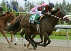 My List takes her third race in a row in the Hendrie (gr.  III-C) at Woodbine May 11.