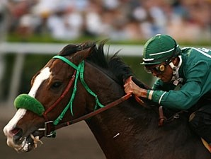 McCann's Mojave takes the 2007 Sunshine Millions Classic.