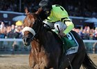 "Jim Dandy winner A Little Warm<br><a target=""blank"" href=""http://www.bloodhorse.com/horse-racing/photo-store?ref=http%3A%2F%2Fpictopia.com%2Fperl%2Fgal%3Fprovider_id%3D368%26ptp_photo_id%3D9124506%26ref%3Dstory"">Order This Photo</a>"