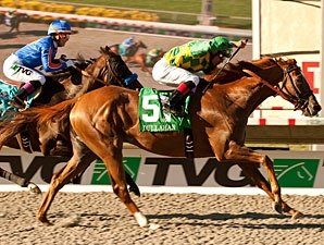 Dullahan Overpowers 'Dude in Pacific Classic