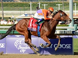 Beholder Makes 3-Year-Old Bow in Santa Ynez