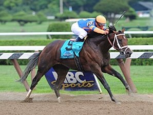 Stay Thirsty Rolls to Travers Victory