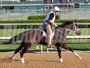 Believe You Can - Churchill Downs 04/18/2012.