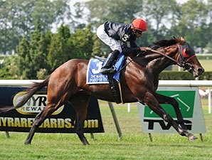 Point of Entry Gets First GI in Man o' War