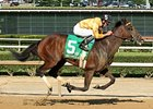 Departing Seeks Fourth Derby Win in Oklahoma