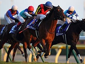 Gentildonna Posts Repeat Victory in Japan Cup