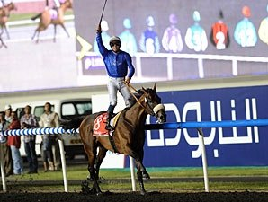 Record Wagering Recorded on 2012 Dubai Racing