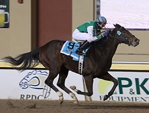 Solar Charge wins the 2011 Winter Dash.
