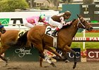 "Made for Magic became a graded stakes winner when she defeated favorite Wynning Ride in the Milady Handicap at Hollywood Park.<br><a target=""blank"" href=""http://www.bloodhorse.com/horse-racing/photo-store?ref=http%3A%2F%2Fpictopia.com%2Fperl%2Fgal%3Fprovider_id%3D368%26ptp_photo_id%3D8960228%26ref%3Dstory"">Order This Photo</a>"