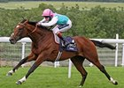 Frankel dominates the Sussex Stakes at Glorious Goodwood.