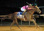 Book Review won the 2012 Charles Town Oaks.
