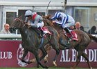 Treve wins the Prix Vermeille.