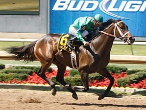 Princess Turandot wins the 2011 TX Stallion Stakes Got Koko Division.