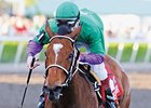 Davona Dale winner and Oaks hopeful Bsharpsonata is scheduled to work Wednesday morning at Churchill Downs.