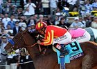 "Secret Circle faces Itsmyluckyday and 7 others in the Cigar Mile.<br><a target=""blank"" href=""http://photos.bloodhorse.com/BreedersCup/2013-Breeders-Cup/Sprint/33149951_TtjBB8#!i=2878478445&k=cDxfdZG"">Order This Photo</a>"