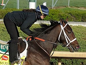 Lukas Adds Third Preakness Contender