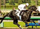 Mr. Hot Stuff broke his maiden just this past Feb. 1 at Santa Anita.