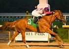 Eighttofasttocatch Wins MD Million Classic
