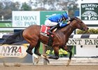 Buffum Sprints to Victory in Bold Ruler