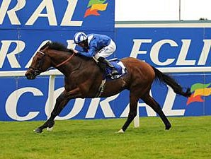 Mukhadram wins the Coral Eclipse.