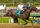 "The Factor makes his stakes debut in the San Vicente.<br><a target=""blank"" href=""http://www.bloodhorse.com/horse-racing/photo-store?ref=http%3A%2F%2Fpictopia.com%2Fperl%2Fgal%3Fprovider_id%3D368%26ptp_photo_id%3D9410524%26ref%3Dstory"">Order This Photo</a>"
