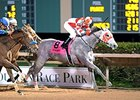 Cassatt won the 2015 Houston Ladies Classic Stakes.
