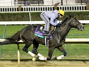 Big Drama, Churchill Downs, October 31, 2011.