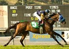 Big Booster returned to the grass to win the marathon San Juan Capistrano Invitational Handicap.