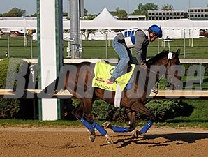 Big Bazinga - Churchill Downs, April 23, 2014.