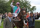 "Frankel after his Sussex win.<br><a target=""blank"" href=""http://www.bloodhorse.com/horse-racing/photo-store?ref=http%3A%2F%2Fpictopia.com%2Fperl%2Fgal%3Fprovider_id%3D368%26ptp_photo_id%3D9618184%26ref%3Dstory"">Order This Photo</a>"