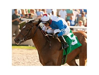 Alberts Hope won the Best Pal at Del Mar by half a length on Aug. 4.