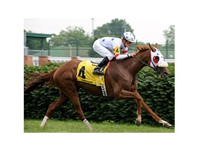 "Pure Clan makes her much-anticipated 2009 debut in the Early Times Mint Julep Handicap.<br><a target=""blank"" href=""http://www.bloodhorse.com/horse-racing/photo-store?ref=http%3A%2F%2Fpictopia.com%2Fperl%2Fgal%3Fprovider_id%3D368%26ptp_photo_id%3D4831900%26ref%3Dstory"">Order This Photo</a>"