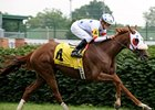 "Regret winner Pure Clan faces a strong European contingent in the American Oaks Invitational Stakes.<br><a target=""blank"" href=""http://www.bloodhorse.com/horse-racing/photo-store?ref=http%3A%2F%2Fpictopia.com%2Fperl%2Fgal%3Fprovider_id%3D368%26ptp_photo_id%3D4831900%26ref%3Dstory"">Order This Photo</a>"