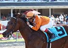Mad Flatter won the 2010 Spend a Buck.