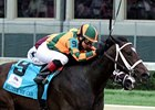 Believe You Can in the Kentucky Oaks.
